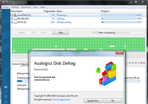 Bạn nên định kỳ tối ưu hóa dữ liệu trên ổ HDD