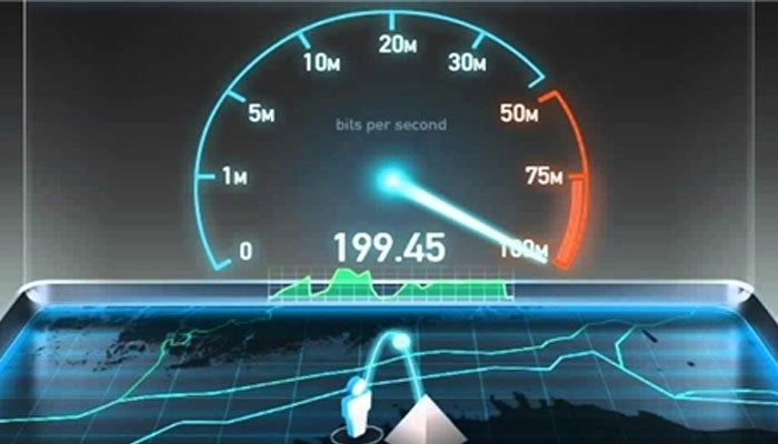 Kiểm tra tốc độ đường truyền để máy tính xách tay nhận được tín hiệu tốt