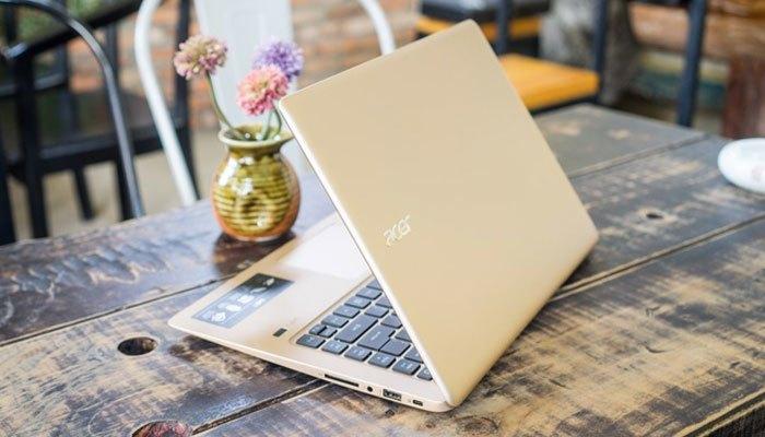 Máy tính xách tay Acer Swift 3 sở hữu cấu hình mạnh