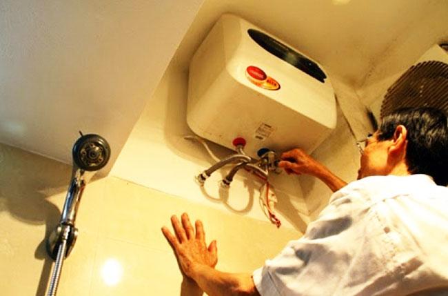 Việc vệ sinh bình nóng lạnh định kỳ không bao giờ là điều thừa