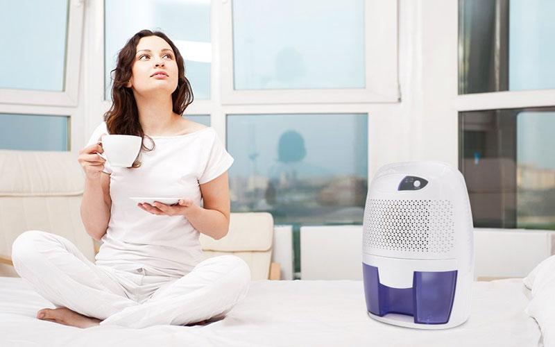 Tương tự như những thiết bị khác, máy hút ẩm sẽ dễ bị hỏng nếu hoạt động liên tục