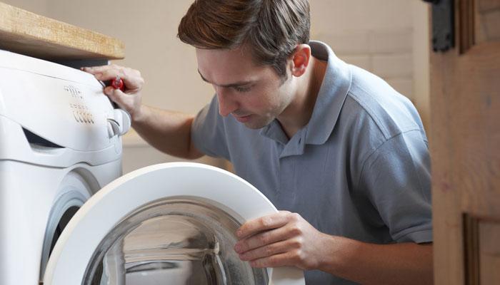 Nguồn nước cấp cho máy giặt yếu sẽ kéo dài thời gian làm đầy nước trong lồng giặt