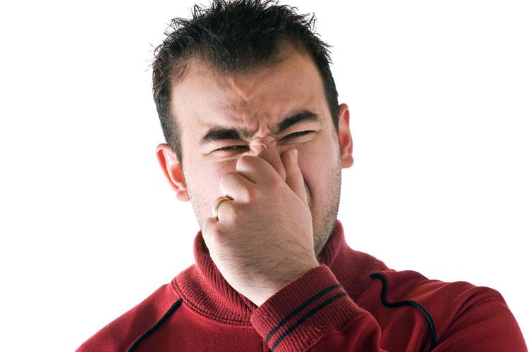 Bật chế độ Dry để loại bỏ mùi hôi trên điều hòa
