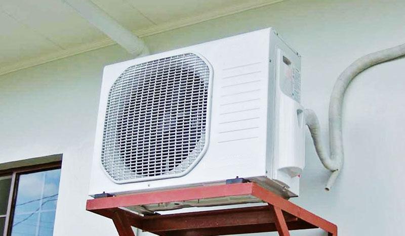 Dàn nóng máy lạnh bị lỗi làm sao để khắc phục?