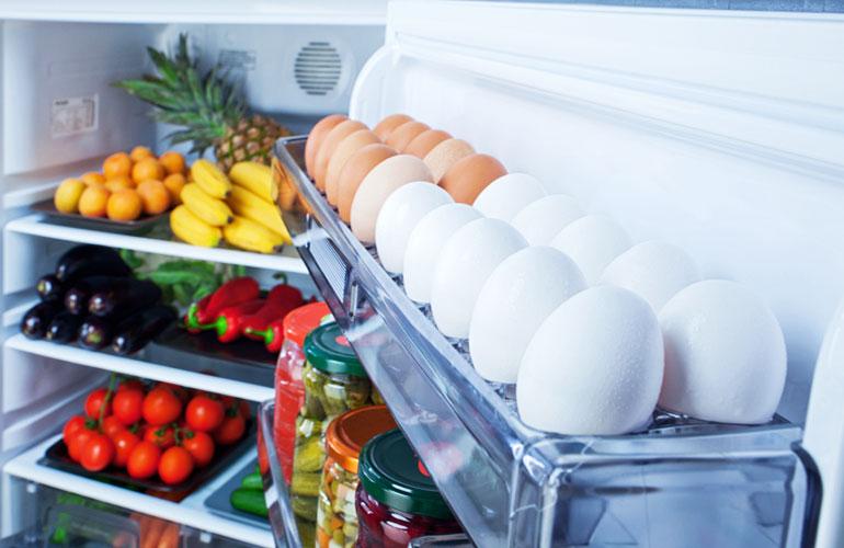 Hướng dẫn bảo quản trứng đúng cách