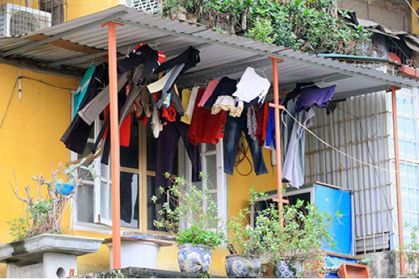 Giặt quần áo vào sáng sớm giúp quần áo nhanh khô hơn