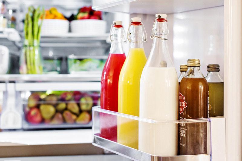 Tủ lạnh cần chứa thực phẩm vừa đủ, quá ít hay quá nhiều đều tiêu tốn nhiều điện năng