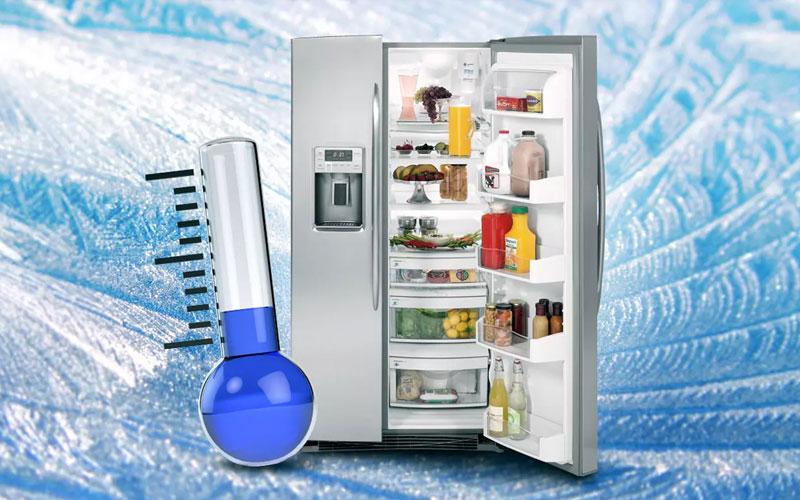 Duy trì nhiệt độ 3 - 5 độ C cho tủ lạnh