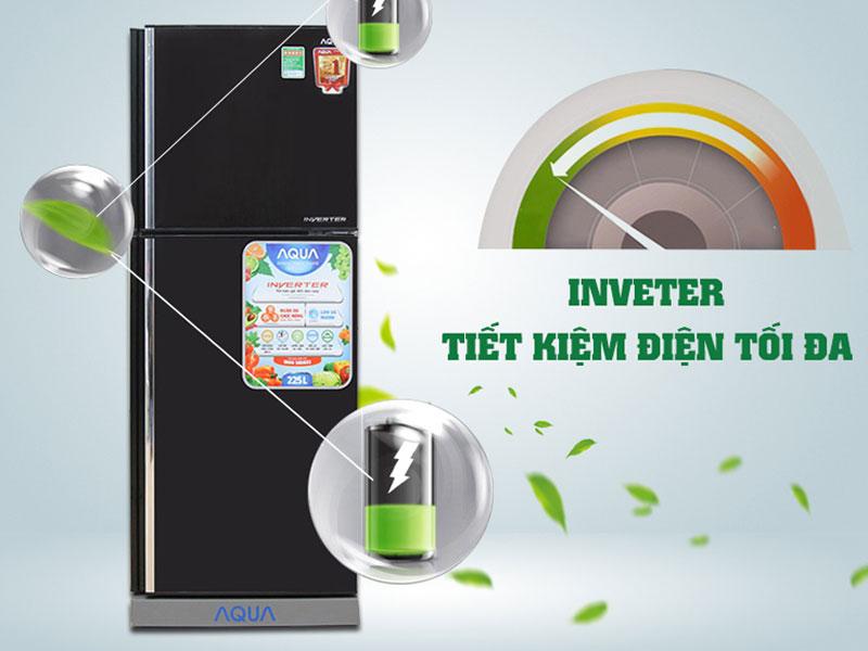 Tủ lạnh inverter là sự chọn lựa hoàn hảo nếu bạn muốn tiết kiệm điện năng