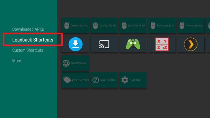 Chọn ứng dụng và chọn tiếp Create Shortcut để đưa icon ứng dụng ra màn hình chính.