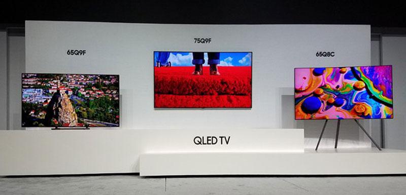Những chiếc TV với màn hình khủng mang đến bạn trải nghiệm giải trí càng thêm thú vị, chân thật]