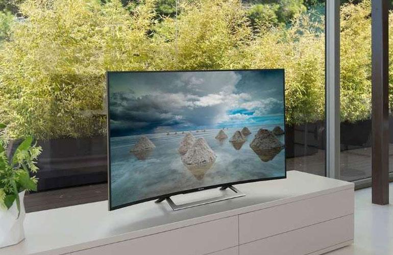 Một sản phẩm TV thông minh của Sony