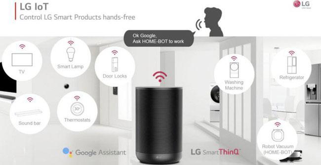Chiếc loa thông minh này có thể điều khiển nhiều thiết bị điện tử trong nhà