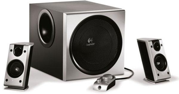 Hệ thống loa 2.1 cho sự hoàn hảo hơn về âm thanh