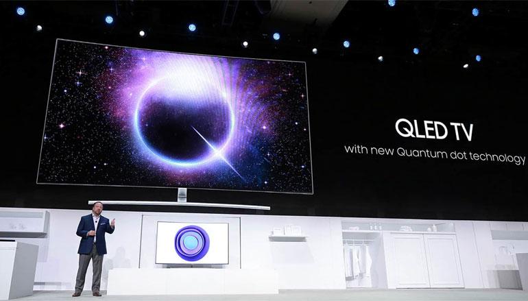 Samsung sẽ ra mắt TV QLED 2018 tại Sở giao dịch chứng khoán