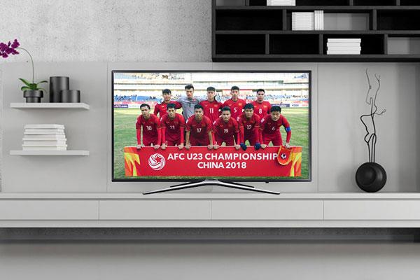 Công nghệ tương thích HDR tích hợp trên chiếc Smart tivi Samsung mang đến những thước hình ảnh hoàn hảo hơn về chi tiết