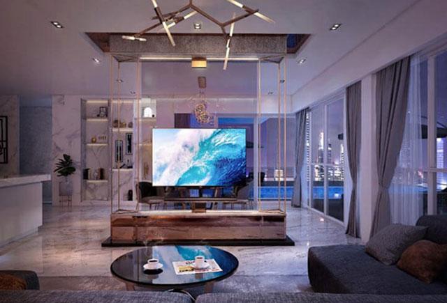 Những chiếc TV 4K LG Signature OLED W có giá từ 300 đến 650 triệu