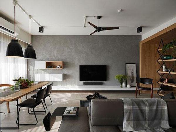 Một trong những đồ nội thất không thể thiếu trong gian phòng khách hiện đại, đó là TV. Đi kèm với nó là kệ TV. Tùy theo diện tích và hình dạng phòng khách, TV có thể gắn tường và kệ TV cũng có vô cùng nhiều dạng khác nhau.