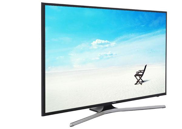Các dòng TV hiện đại của Samsung đang hướng tới thiết kế tối giản. Từ chân đế cho đến cách bo viền màn hình, đều được cân nhắc theo một form và tỷ lệ chuẩn mực nhất. Ví dụ ở mẫu Smart TV UA49MU6500, được thiết kế với sự đơn giản trong đường nét và tỷ lệ, giúp mẫu TV này rất được ưa chuộng trên thị trường.
