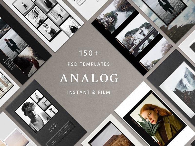 App chỉnh ảnh Analog Film sở hữu bộ lọc màu cực đẹp