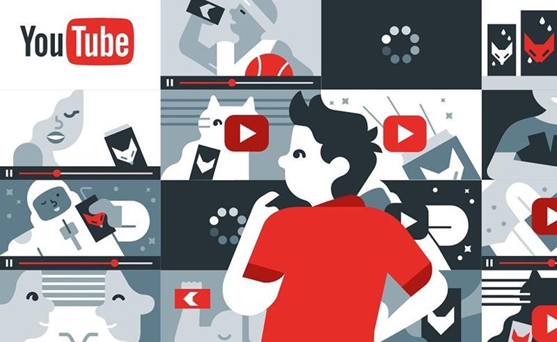 Cách kết nối điện thoại với tivi qua Youtube