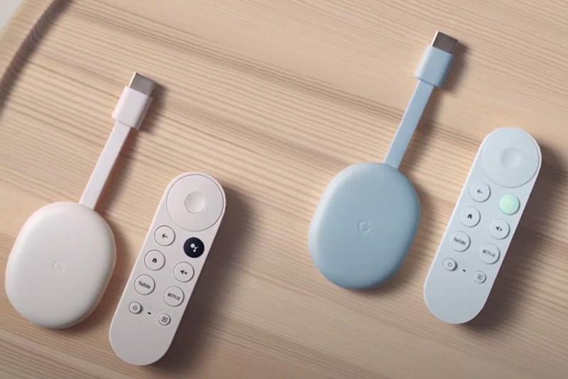 Cách kết nối điện thoại với tivi bằng Chromecast