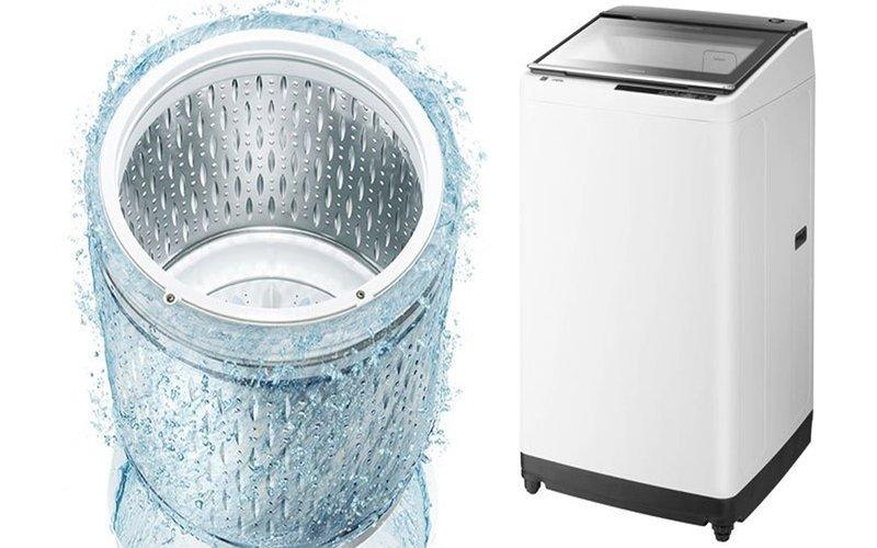 Lồng máy giặt là bộ phận chưa nhiều vi khuẩn