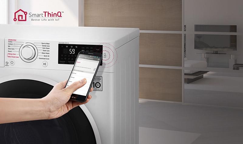 Máy giặt LG sở hữu những tính năng vượt trội nào