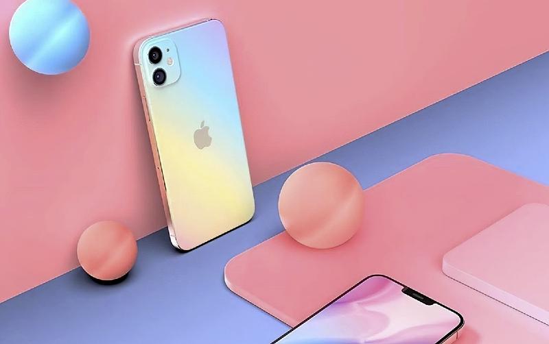 Mê mẩn với iPhone 12 phiên bản màu sắc ngọt lịm