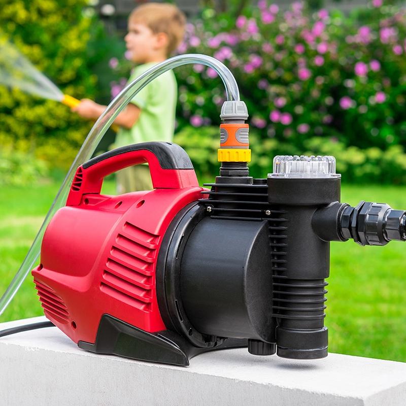 Những bệnh thường gặp và cách sửa máy bơm nước