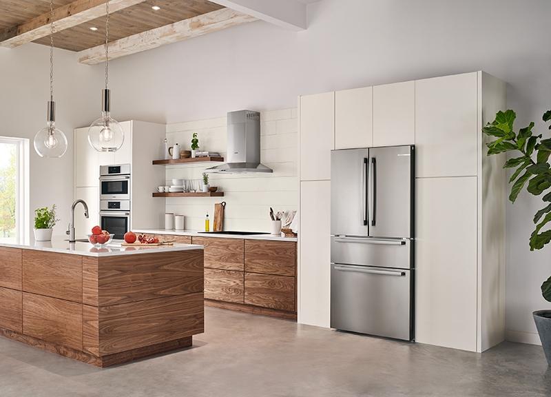 Đặt tủ lạnh đúng chỗ là một trong những cách sử dụng tủ lạnh đúng