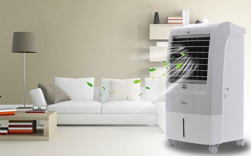 Ion giúp lọc sạch không khí, bảo vệ sức khỏe gia đình bạn