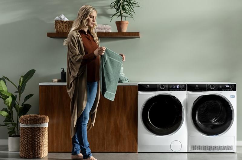 Tìm hiểu về công nghệ giặt Ultramix trên máy giặt Electrolux