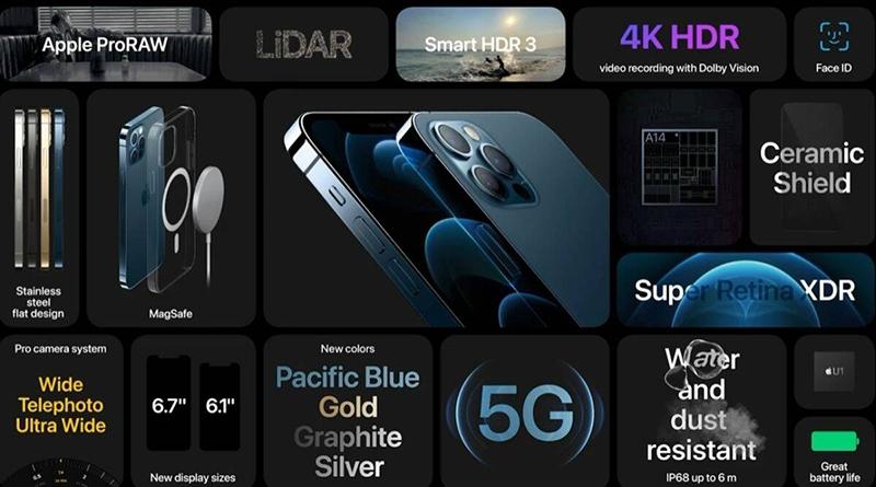 Toàn cảnh sự kiện ra mắt iPhone 12 - Vẻ đẹp của sự hoàn mỹ