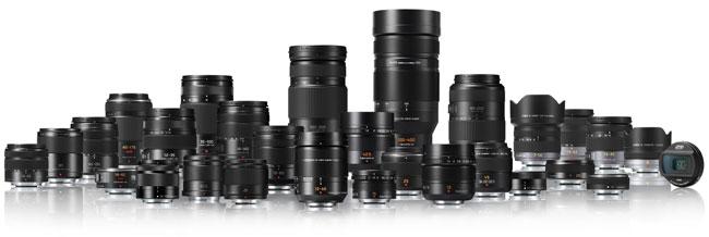 Nhiều chiếc máy ảnh compact sở hữu ống kính có tiêu cự cố định