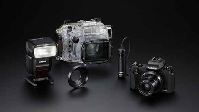 Máy ảnh compact ít có nhiều phụ kiện khác