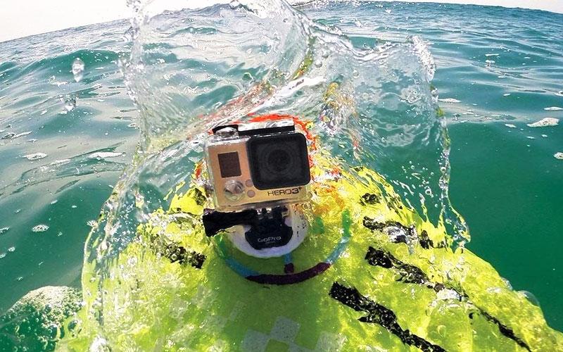 Cha đẻ của GoPro là người đam mê môn thể thao lướt sóng