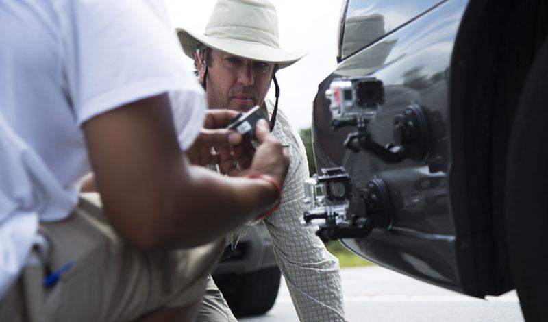 Một số cảnh quay trong các bộ phim nổi tiếng được thực hiện bằng camera GoPro