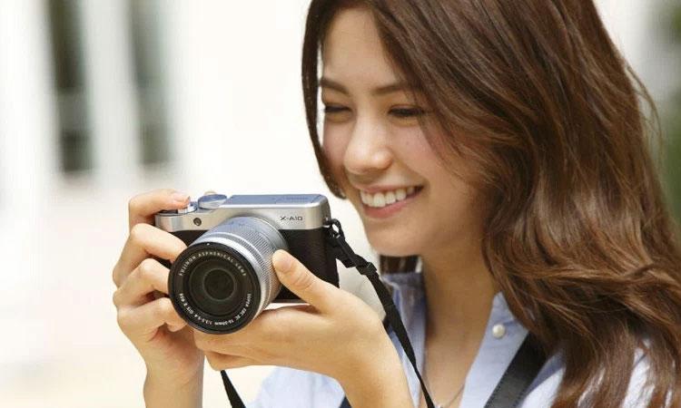 Máy ảnhFujifilm X-A10/XC16-50MM còn có khả năng quay phim độ phân giải cao, cho bạn tùy thích nắm bắt kỷ niệm bên cạnh người thân và bạn bè