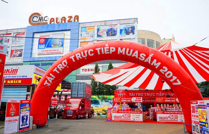 """Đây là chương trình """"Tài trợ trực tiếp mua sắm"""" lớn nhất năm của Nguyễn Kim"""