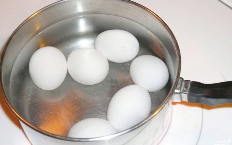 Luộc trứng thế nào cho chuẩn?