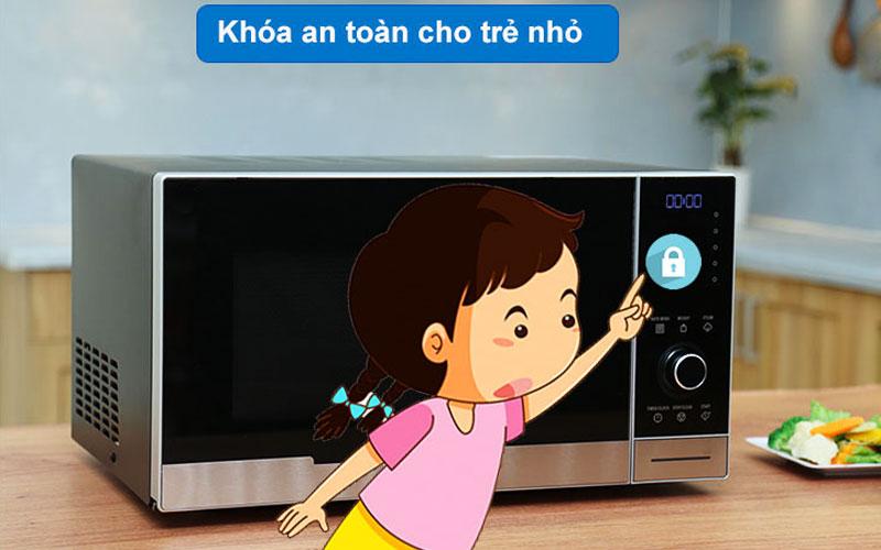 Nhà có trẻ em được bảo đảm an toàn nhờ khóa thông minh