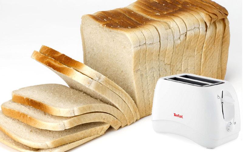 Muốn ăn bánh mì giòn hay mềm đều được với chiếc lò nướng bánh mì này