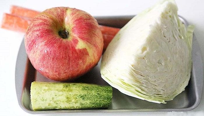 Bạn nhớ chọn những nguyên liệu tươi để món ăn được ngon nhé!
