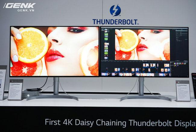 Điểm đặc sắc của màn hình LG 32UK950 nằm ở công nghệ Daisy Chaining