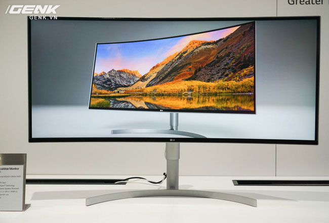 Đây là chiếc màn hình 38WK95C