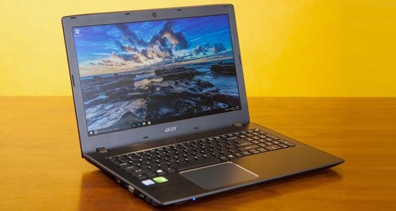 Laptop Acer được trang bị Card đồ họa rời GeForce MX150 dung lượng 2GB sẽ mang lại hiệu suất xử lý các tác vụ đồ họa, game mạnh mẽ