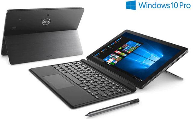 Chiếc Dell Latitude 5290 2-trong-1 này có thể tháo lắp được, phần màn hình và bàn phím có thể tháo rời và ráp nối ở nhiều chế độ sử dụng, đặc biệt dành riêng cho doanh nhân muốn - hoặc cần - cả máy tính bảng và máy tính xách tay.