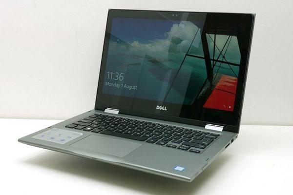 Laptop Dell linh hoạt với 4 chế độ gập khác nhau