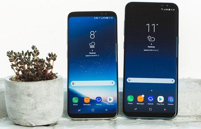 Galaxy S8, Galaxy S8+, Galaxy Note 8, Galaxy S7 Edge, Galaxy Note 5 trả góp bằng thẻ tín dụng